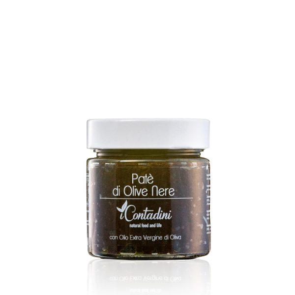 iContadini Schwarze-Oliven-Paste