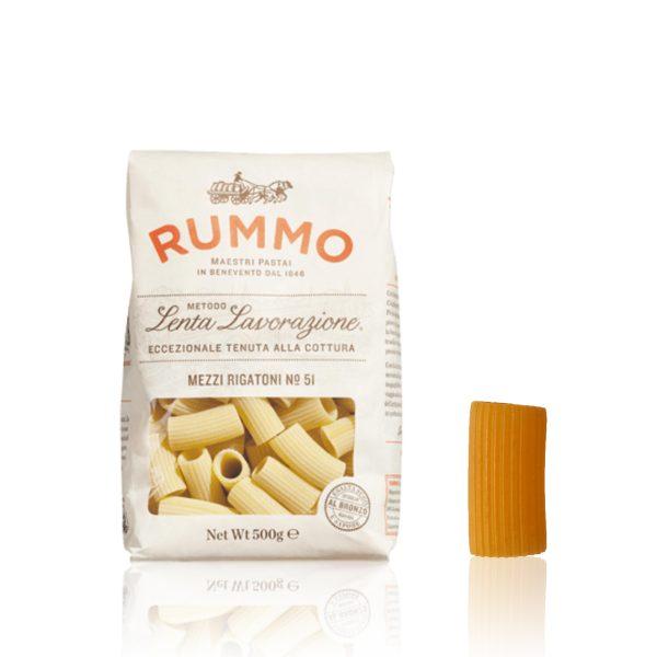 Rummo Mezzi Rigatoni N°51