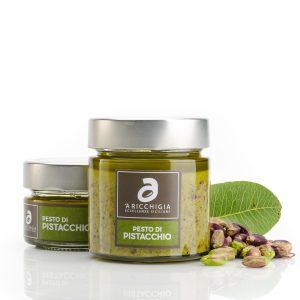 'A Ricchigia Pistazien-Pesto