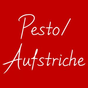Pesto / Aufstriche